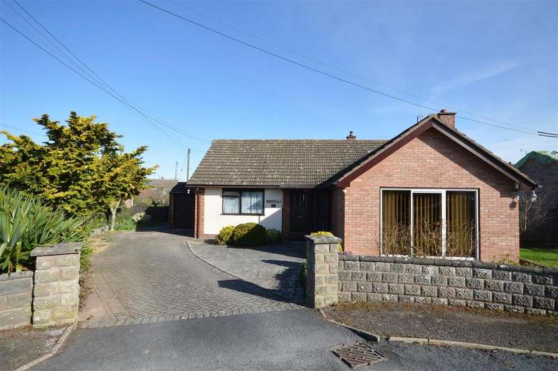 3 Bedrooms Bungalow for sale in Birch Hill Road, Clehonger, Hereford