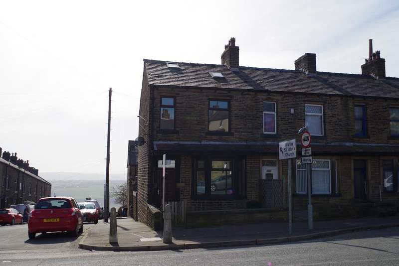 5 Bedrooms End Of Terrace House for sale in Well Royd Crescent, Halifax HX2