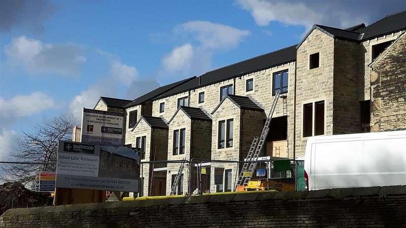 4 Bedrooms Town House for sale in Church View, Off School Lane, Kirkheaton, HD5 0JS
