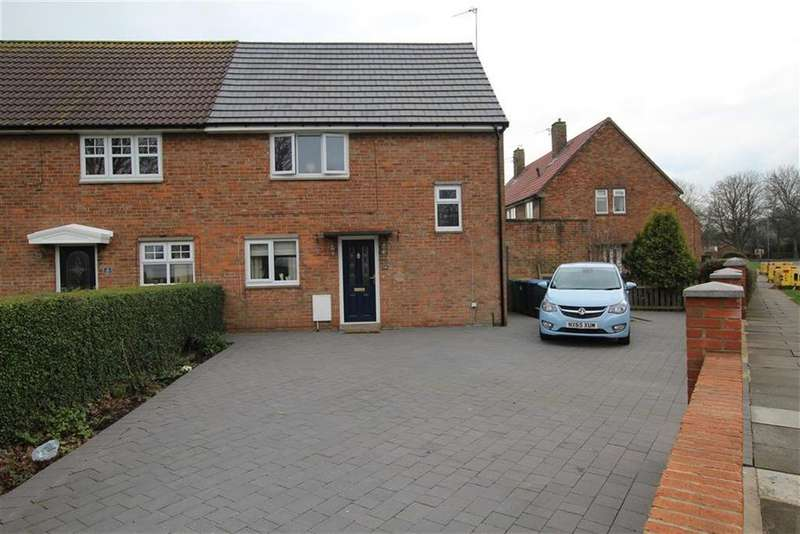 2 Bedrooms Semi Detached House for sale in Butler Road, Newton Aycliffe, County Durham