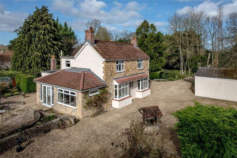 3 Bedrooms Detached House for sale in Kenny, Ashill, Ilminster