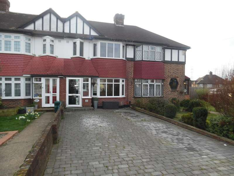 3 Bedrooms Terraced House for sale in Seymour Avenue, Morden SM4