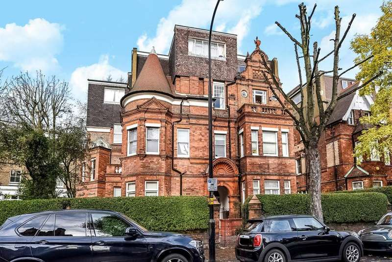 3 Bedrooms Flat for sale in Eton Avenue, Belsize Park, NW3