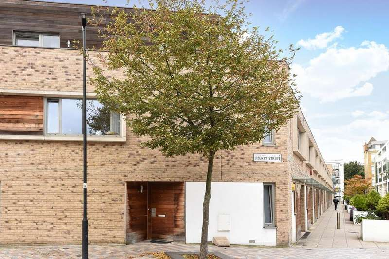 3 Bedrooms Semi Detached House for sale in Liberty Street, Stockwell, SW9