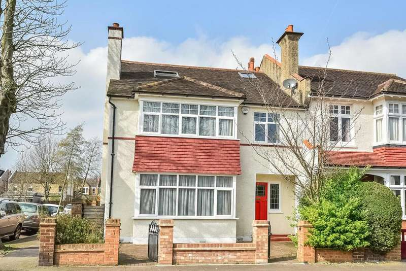 5 Bedrooms Semi Detached House for sale in Queens Road, Beckenham, BR3