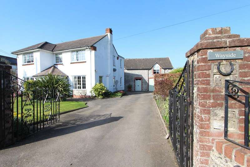 4 Bedrooms Detached House for sale in Spacious home in Barrow Gurney