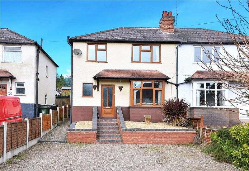 3 Bedrooms Semi Detached House for sale in Greatfield Road, Kidderminster, DY11