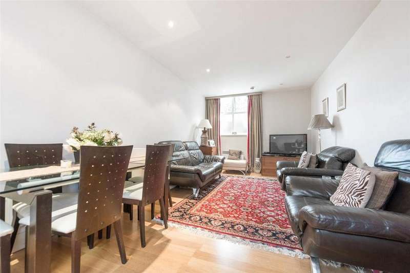 2 Bedrooms Flat for sale in The Oasis, 38 Harlesden Road, London, NW10