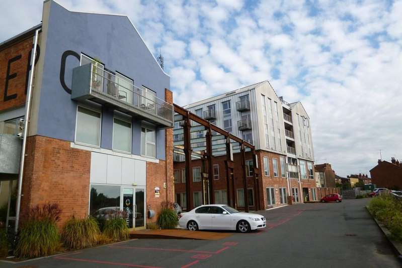 2 Bedrooms Penthouse Flat for sale in Boiler House, Electric Wharf, Coventry