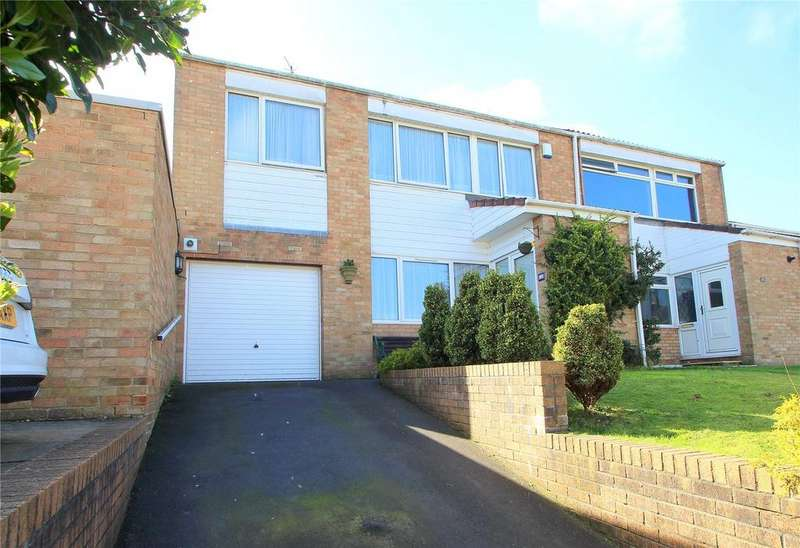 4 Bedrooms End Of Terrace House for sale in Cardill Close, Bedminster Down, Bristol, BS13