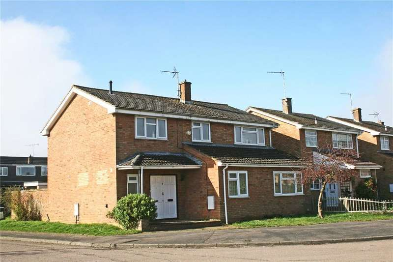 4 Bedrooms Detached House for sale in Maple Way, Kensworth, Dunstable, Bedfordshire