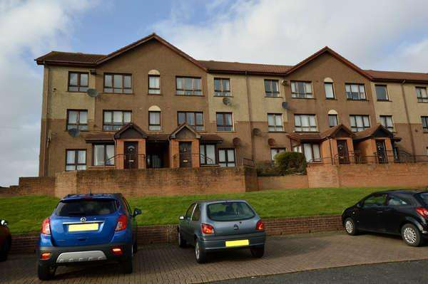 1 Bedroom Flat for sale in 3 Parkend Gardens, Saltcoats, KA21 5PH