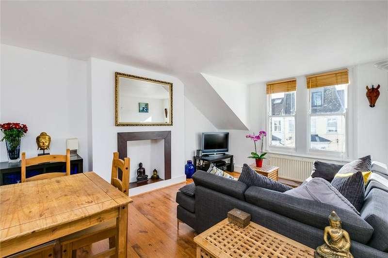 1 Bedroom Flat for sale in Leathwaite Road, Battersea, London