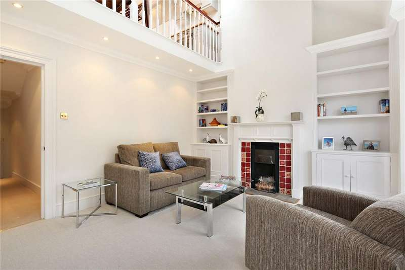 2 Bedrooms Flat for sale in Humbolt Road, Fulham, London, W6