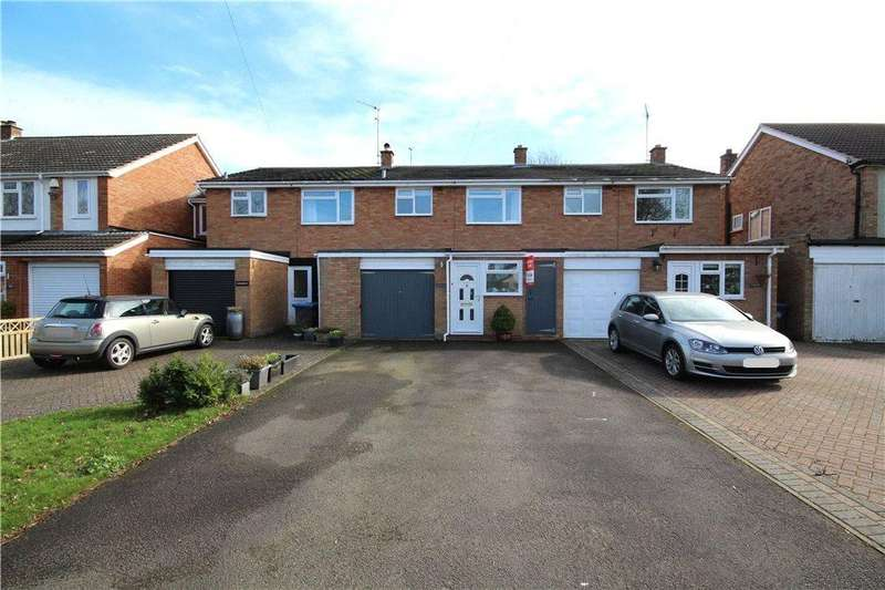 3 Bedrooms Terraced House for sale in Langley Road, Claverdon, Warwick, CV35