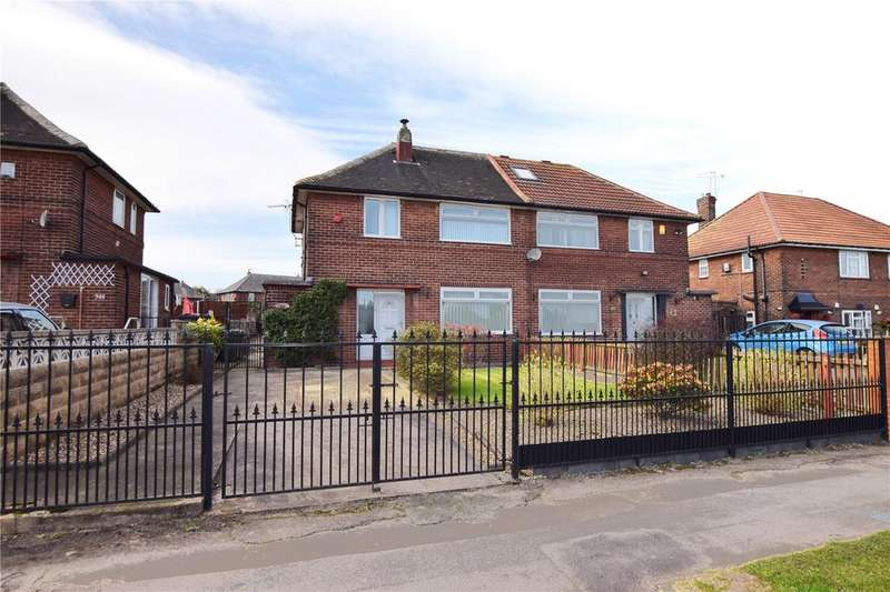 2 Bedrooms Semi Detached House for sale in Belle Isle Road, Leeds, West Yorkshire, LS10