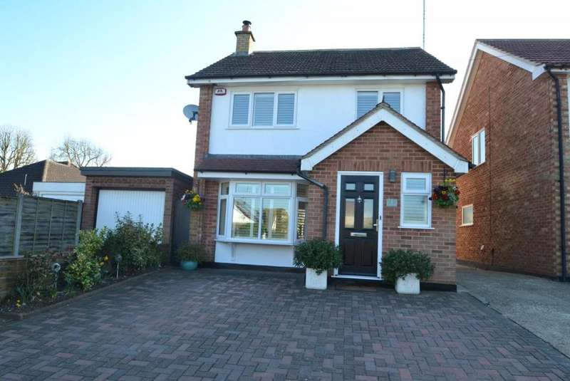 3 Bedrooms Detached House for sale in Newlands Road, Billericay, Essex, CM12