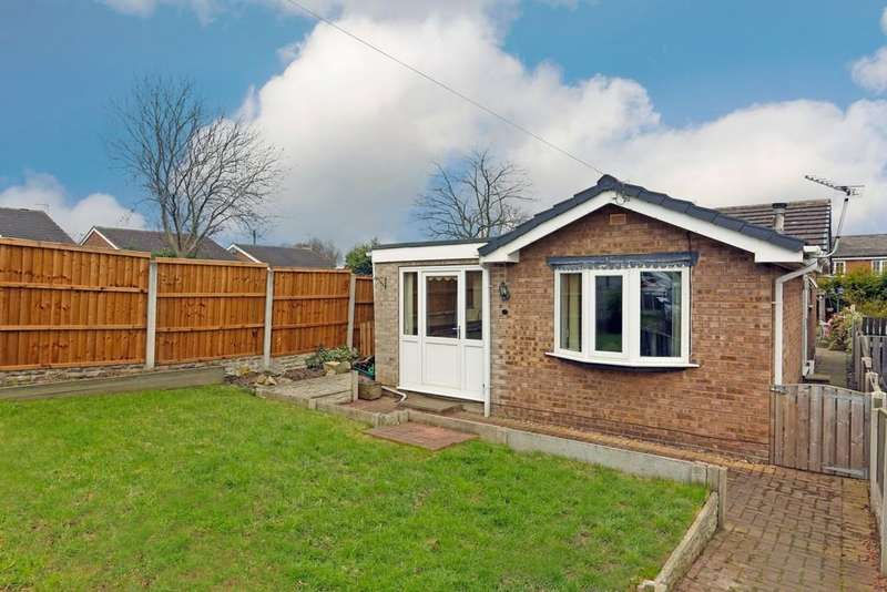 3 Bedrooms Detached Bungalow for sale in Speak Close, Pinders Heath