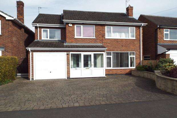 4 Bedrooms Detached House for sale in Rivergreen Crescent, Bramcote, Nottingham, NG9