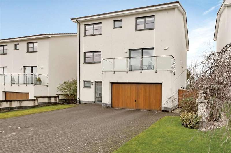 5 Bedrooms Detached House for sale in Canniesburn Drive, Bearsden, Glasgow