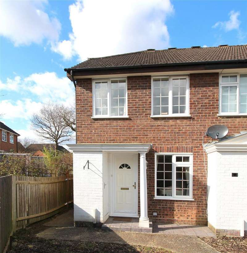 2 Bedrooms End Of Terrace House for sale in The Glades, East Grinstead, West Sussex