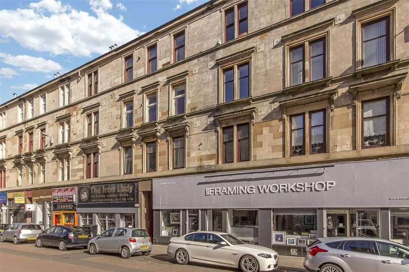 1 Bedroom Flat for sale in 2/1, 24 Clarendon Place, Glasgow, G20