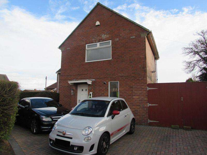 3 Bedrooms Semi Detached House for sale in Ilford Road, Wallsend - Three Bedroom, Semi-Detached