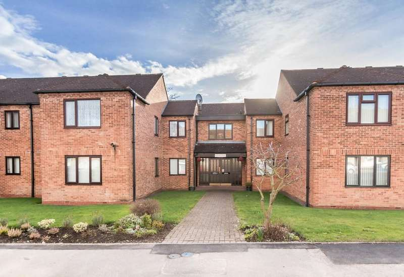 2 Bedrooms Flat for sale in Brentwood Gardens, Finham