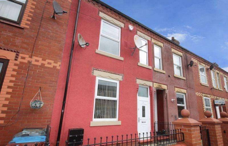 2 Bedrooms Terraced House for sale in Ethel Avenue, Blackley M9 6RR
