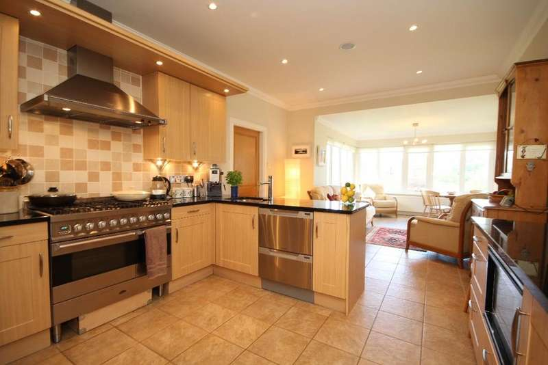5 Bedrooms Detached House for sale in Drum Gate, Abernethy, Perthshire, PH2 9SA