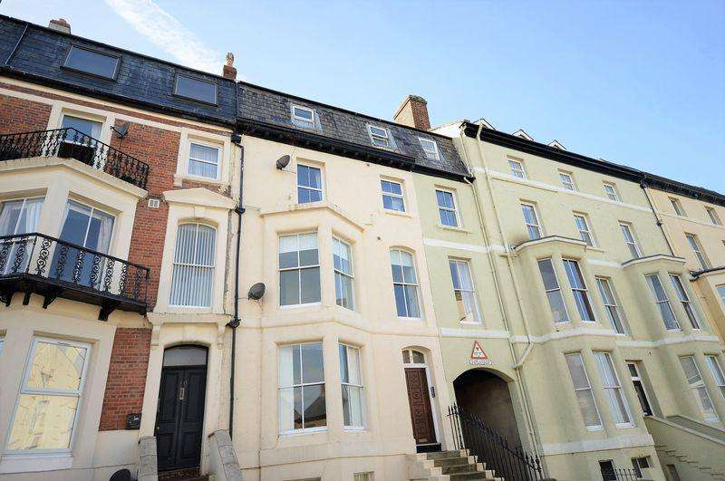 1 Bedroom Apartment Flat for sale in The Esplanade, Nr West Cliff, Whitby