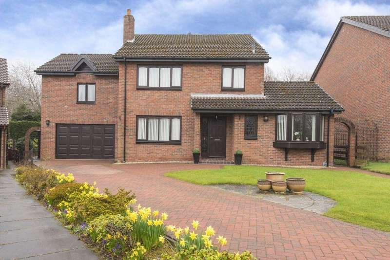 5 Bedrooms Detached Villa House for sale in 23 Greenlees Park, Cambuslang, Glasgow, G72 8AJ