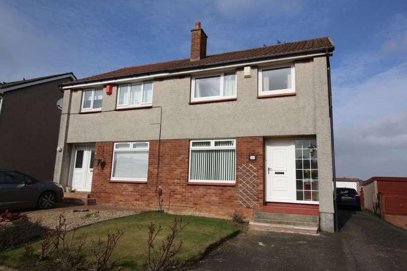 3 Bedrooms Semi Detached House for sale in Chatelherault Crescent, Hamilton, ML3