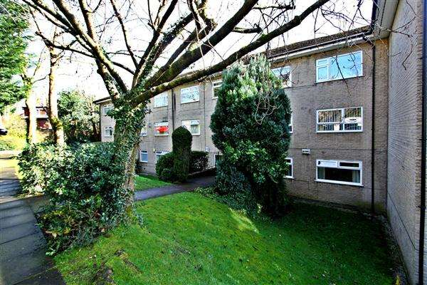 2 Bedrooms Apartment Flat for sale in Linksview, Prestwich