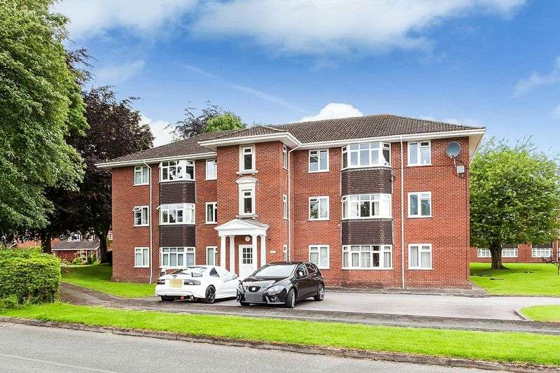 1 Bedroom Flat for sale in Trinity Court, Congleton