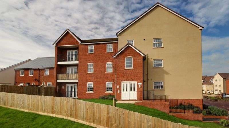 2 Bedrooms Flat for sale in Harris Place, Exeter