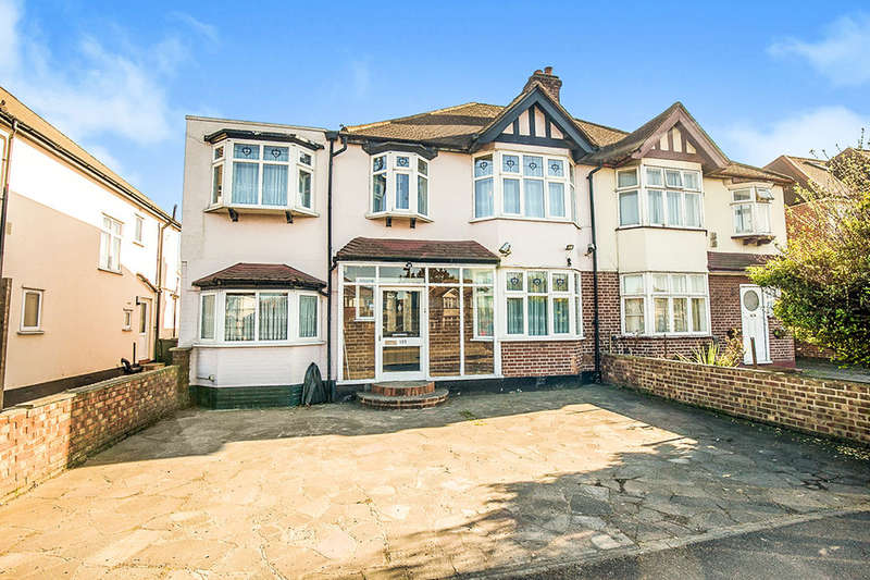 3 Bedrooms Semi Detached House for sale in Hook Rise South, Surbiton, KT6