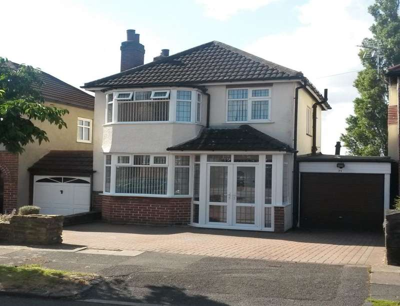 3 Bedrooms Property for sale in Oak Road, Oldbury, B68