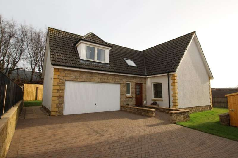 4 Bedrooms Detached House for sale in Bains Brae, Star, Glenrothes, KY7