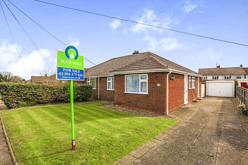 2 Bedrooms Semi Detached Bungalow for sale in Church Street, Walmer, Deal, CT14