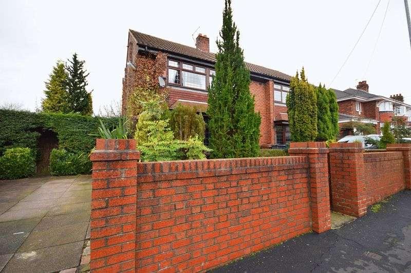 3 Bedrooms Semi Detached House for sale in Gilman Avenue, Baddeley Green