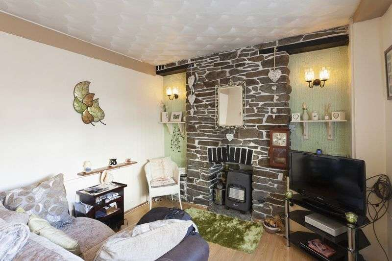 4 Bedrooms Terraced House for sale in Perrott Street, Treharris