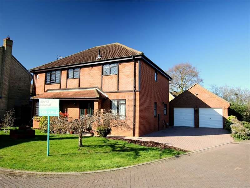 4 Bedrooms Detached House for sale in Grafham, HUNTINGDON