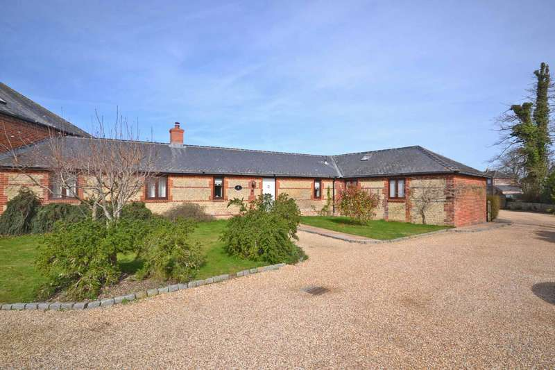 3 Bedrooms Barn Conversion Character Property for sale in Old Park Lane, Fishbourne, PO18