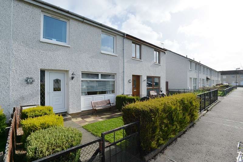 3 Bedrooms Terraced House for sale in Campview Avenue, Danderhall, Edinburgh, EH22 1PW