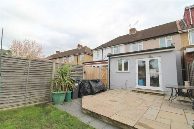 2 Bedrooms Terraced House for sale in Ellington Road, Lower Feltham, Middlesex