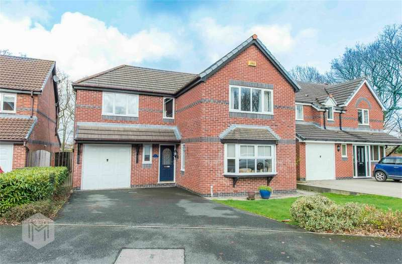 4 Bedrooms Detached House for sale in The Bowers, Chorley, Lancashire