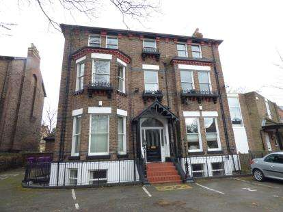 2 Bedrooms Flat for sale in Ullet Road, Liverpool, Merseyside, England, L17