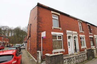 3 Bedrooms End Of Terrace House for sale in Bolton Road, Ewood, Blackburn, Lancashire, BB2