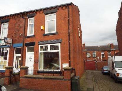 2 Bedrooms End Of Terrace House for sale in Mornington Road, Heaton, Bolton, Greater Manchester, BL1